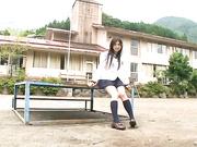 STAR-193 芸能人 原紗央莉 女子校生のやわらかい手でオナニーを優しくお手伝いしてあげる
