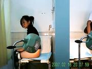县城中医药妇科检查第4季时髦姐姐四处望腿发抖