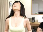 [FSET-565] 扇風機で涼むTバックのパンチラ女子に発情した俺