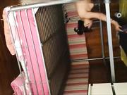 新疆表叔嫖妓系列之宿舍雙層床激情啪啪